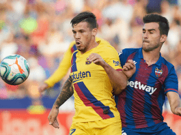 Barcelona vs Levante Live scores, How to watch, Start time, TV Channel