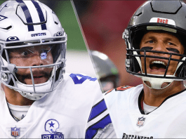 Cowboys vs Buccaneers Live scores, How to watch, Start time, TV Channel