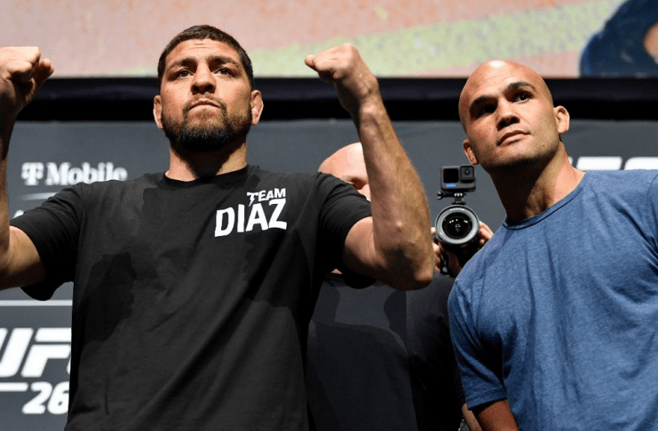 Nick Diaz vs Robbie Lawler Live scores, How to watch, Start time, TV Channel
