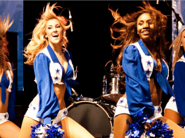 The success of the Dallas Cowboys Cheerleaders is undeniable