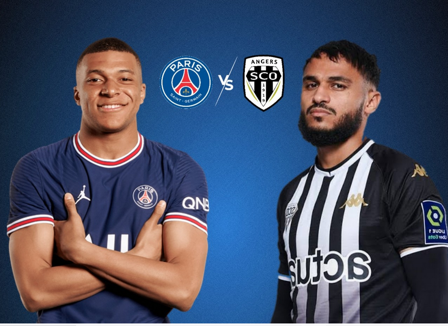 PSG vs Angers Live scores, How to watch, Start time, TV Channel