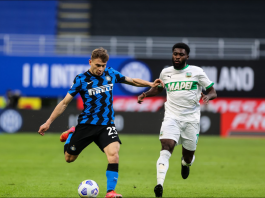 Sassuolo vs Inter Milan Live scores, How to watch, Start time, TV Channel